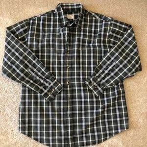 The Original Arizona Jean Co. Checkered Shirt Med